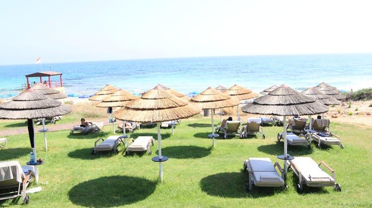 Sommer, Sonne und Stand: Viele Leute aus dem W&O-Gebiet zeiht es in diesem Jahr ans Mittelmeer. (Lydia Lippuner / Argauer Zeitung)
