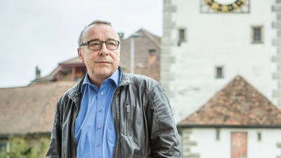 Beat Gomes, Gemeinderat und Journalist des «Reussbote», kandidiert im Herbst als Vizeammann. (Archivbild: Chris Iseli)