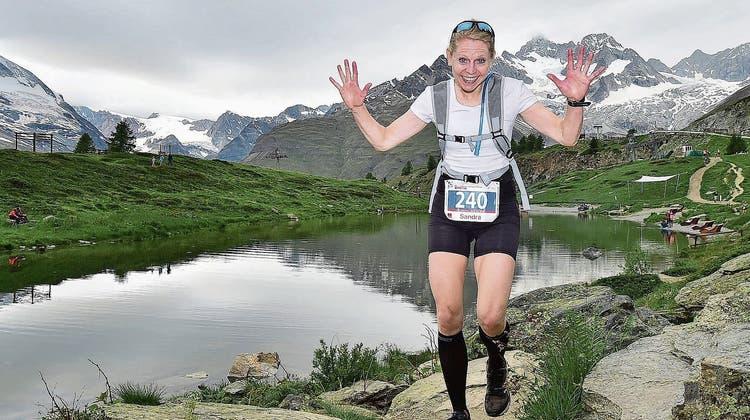 Tränen und Glücksgefühle: Warum Normalos den Berg hochrennen