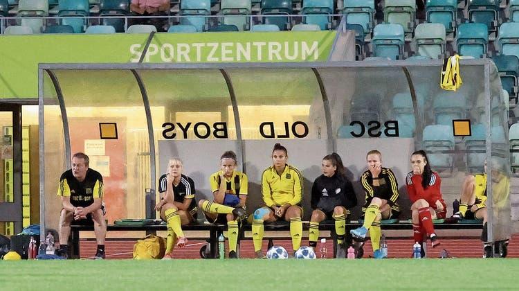 Schlechte Kommunikation, hohe Hürden: OB löst sein Frauenteam in der 1. Liga auf