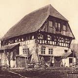 Haus zur Burg in Oberriet: Der günstiger gelegene Amtssitz