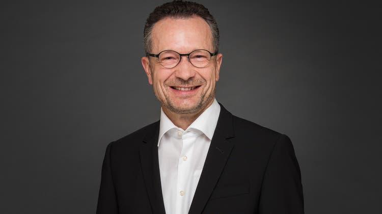 Beat Zwahlen, seit Anfang Jahr Konzernchef der Messe. (zvg)