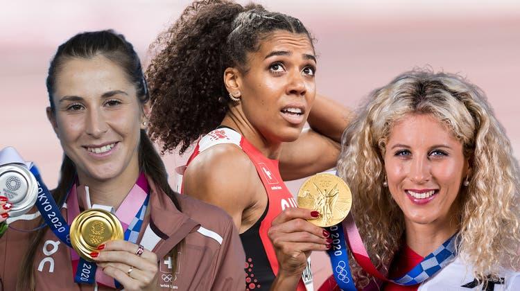 Vorbereitung, Förderung, Glück: Das sind die Gründe für den Schweizer Medaillen-Regen bei den Olympischen Spielen