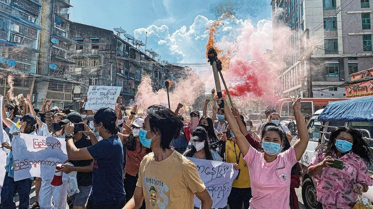 Myanmars Albtraum wird verlängert: Die Rohingya könnten davon profitieren, sagt ein Schweizer Entwicklungshelfer