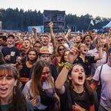 Openairfans müssen 2021 nicht auf Festivals verzichten. (Keystone)