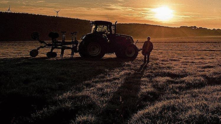 Kein einfaches Leben: Die Suizidrate unter den Landwirten ist deutlich höher als in der übrigen Bevölkerung. (AFP)