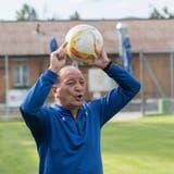 «Kein Theater, einfach nur Fussball», Luigi Ponte hofft auf eine Saison ohne Turbulenzen. (Alex Spichale / QUELLE)