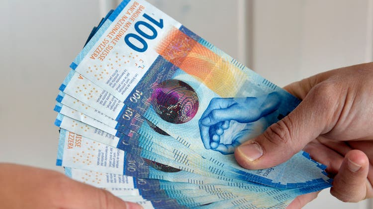 Derzeit empfiehlt es sich die Echtheit der Geldnoten genau zu überprüfen. (zvg)