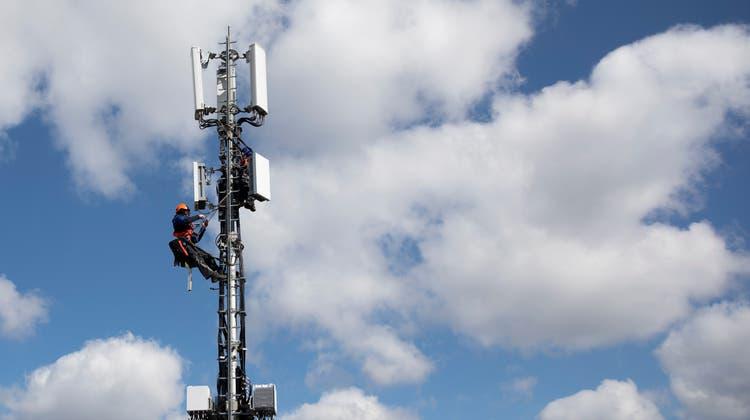 Ob in Lommiswilschon in Kürze Mobilfunkantennen gebaut werden, wurde durch den Regierungsratsentscheid zwar nicht entschieden. Möglich aber ist es nun wieder. (Peter Klaunzer / KEYSTONE)