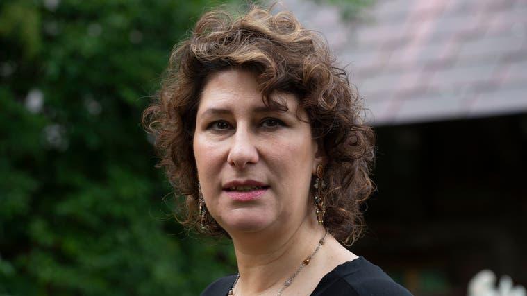 Franziska Kindler: Leiterin Näijerehuus Hersiwil. (Hansjörg Sahli)