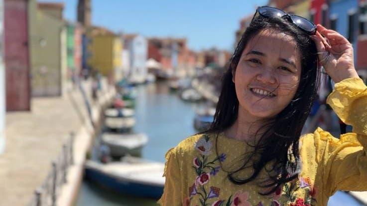 Die Produzentin Ma Aeint ist seit Juni als politische Gefangene in Myanmar in Haft. (zVg)