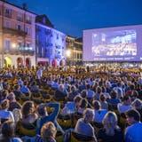 Die Piazza Grande: Das Herzstück des Filmfestivals von Locarno. (Keystone)