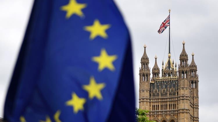 Nach dem Brexit verfolgt der Bundesrat die «Mind-the-Gap»-Strategie. In deren Rahmen entstand das neue Sozialversicherungsabkommen . (Symbolbild) (Keystone)