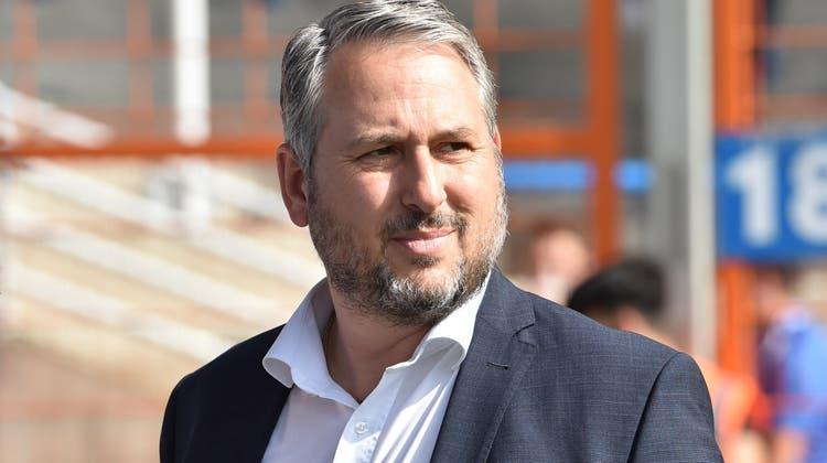 Ilja Kaenzig: «Der VfL Bochum ist grösser als mancher Verein, der gegenwärtig in der Bundesliga spielt.» (Imago)