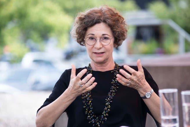 Die Eventualplanung stellt FDP-Präsidentin Sabina Freiermuth zufrieden.
