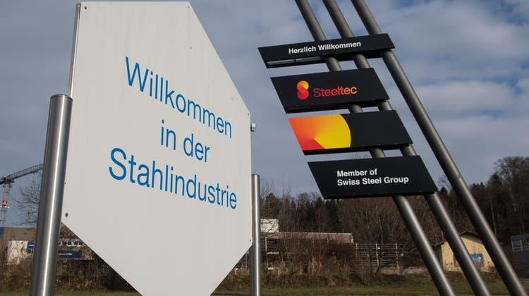Swiss Steel komme bei der Transformation gut voran, meldet das Unternehmen. (Bild: Eveline Beerkircher)