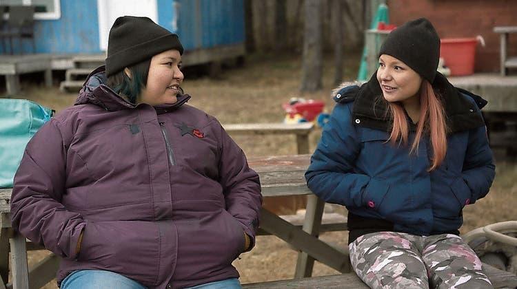 Der kanadische Spielfilm «Kuessipan» wurde im Reservat mit Indigenen gedreht