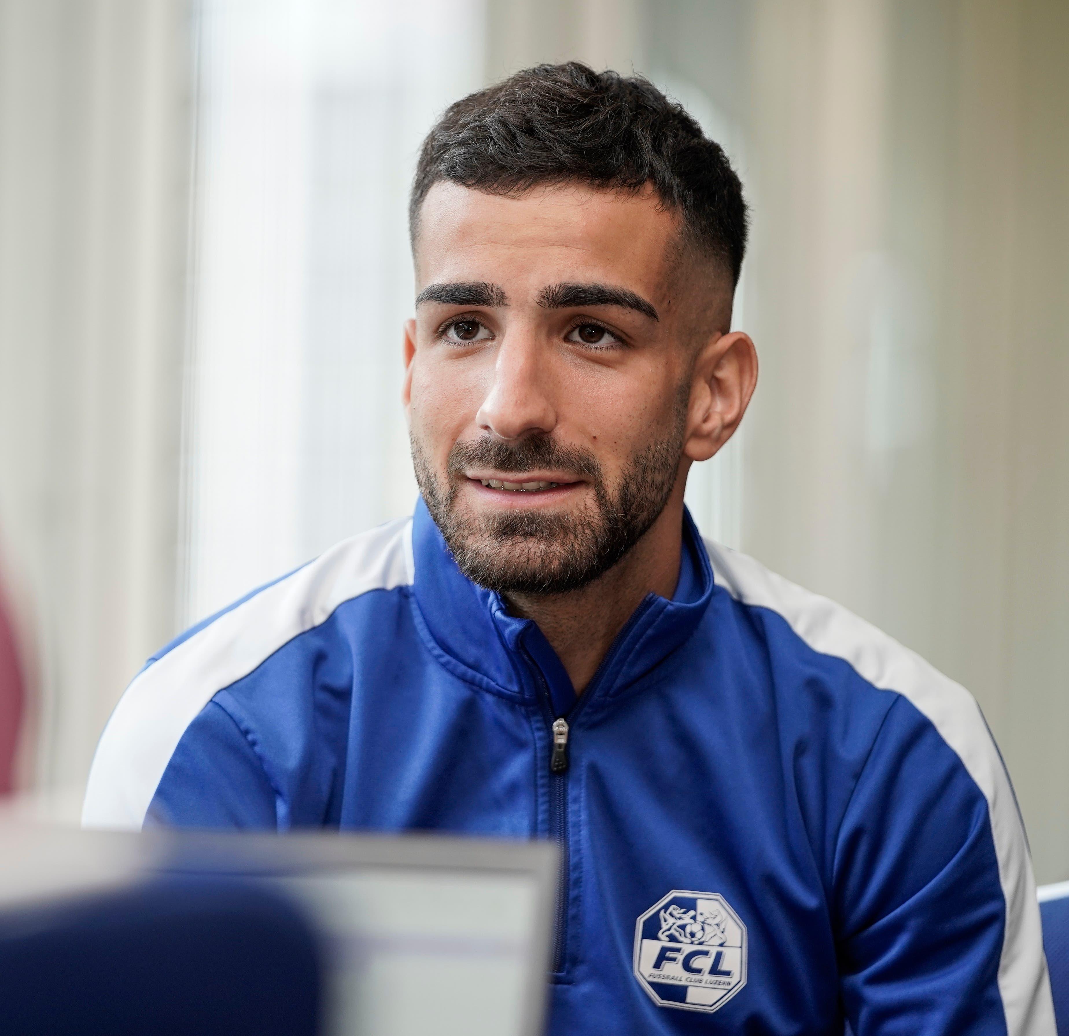 FCL-Spieler Varol Tasar glaubt an die Wende gegen Feyenoord.