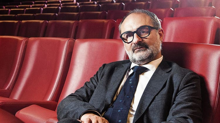 Giona A. Nazzaros erste Festivalausgabe in Locarno sorgte für Diskussionen. (Bild: Keystone)