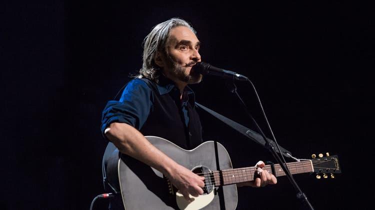 Stephan Eicher, geboren 1960 in Münchenbuchsee, gehört zu den erfolgreichsten Musikern der Schweiz. (Nadia Schärli)