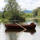 Das neue Boot auf dem «Betti». (Bild: PD)