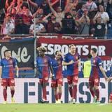 Der FCB lässt im Rückspiel nichts anbrennen und schlägt Ujpest klar mit 4:0