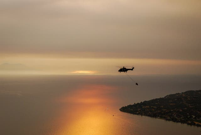«Es ist einfach nur unglaublich heiss!» – mit der Schweizer Armee im Waldbrandeinsatz in Griechenland