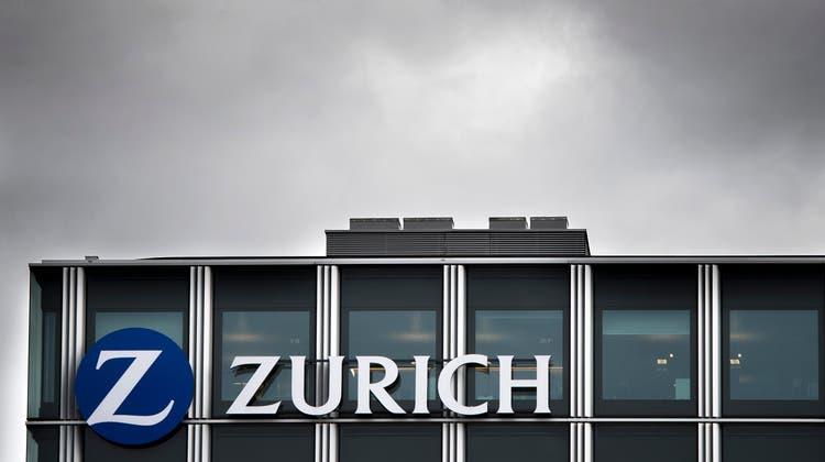 Die Zurich Versicherungen haben ein starkes erstes Halbjahr hinter sich. (Keystone)