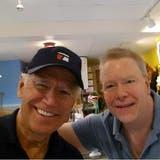 US-Präsident Joe Biden und Ehefrau Jill beim Velo-Ausflug in Rehoboth: Hier verbringen die Bidens traditionell ihre Ferien. (Key/AP)