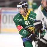Rickard Palmberg soll dem HC Thurgau zu Toren und Siegen verhelfen. (Mario Gaccioli)