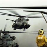Nach 9/11 marschierten die USA in Afghanistan ein. (Keystone)