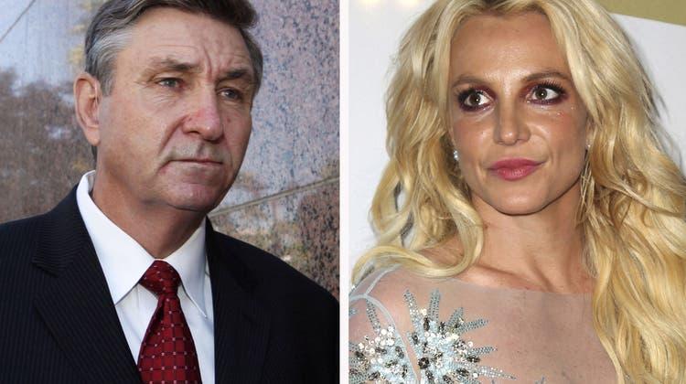 Jamei Spears, Britneys Vater ist seit 2008 ihr Vormund. Laut Medienberichten will er diese aber abgeben. (AP)