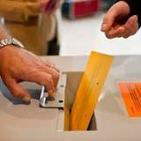 Wer wird gewählt? Am 26. September finden im Kanton Aargau in allen Gemeinden die Erneuerungswahlen für die Gemeinderäte statt. (Keystone)