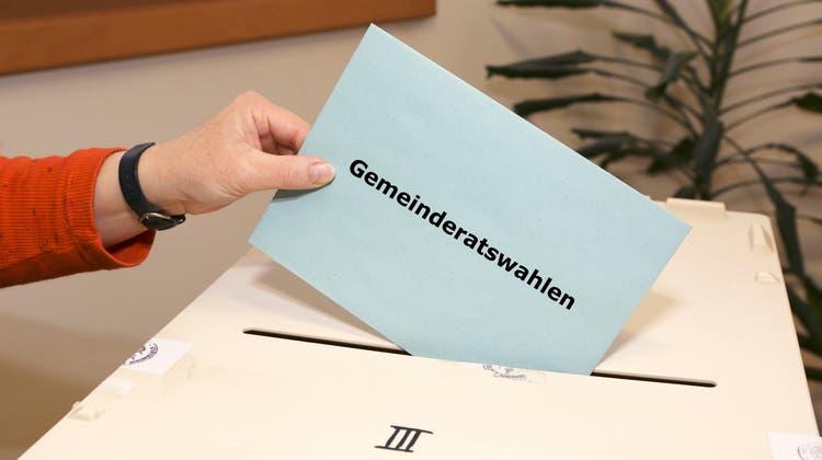 Wer macht das Rennen? In vielen Gemeinden versprechen die Gemeinderatswahlen spannend zu werden. (Bild: Keystone)