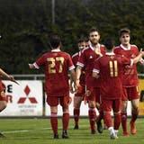 Suhr gelingt gegen den FC Wohlen 2 ein fulminanter Start in die neue Saison. (Alexander Wagner)
