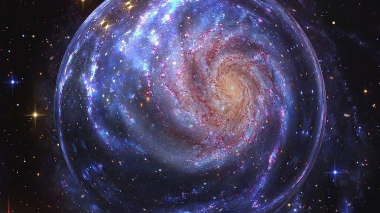 Der Film «Zeitreise» erklärt in 50 Minuten die Entstehungsgeschichte unseres Planeten. (Bild: PD)