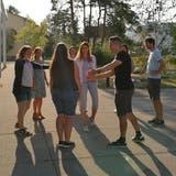 Die Teamtage fanden auf den Frauenfelder Schulanlagen statt. (Bild: PD)