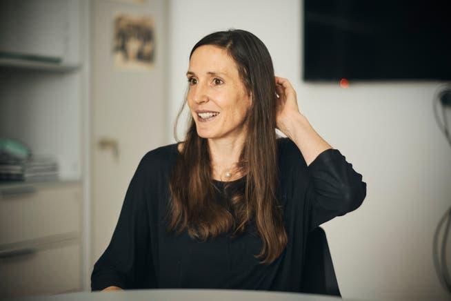 Trotz ihres Erfolgs: Bis heute sei sie nicht frei von Unsicherheiten, sagt Tanja Stadler.