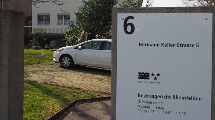 Eine 63-Jährige Bäuerin wurde vomBezirksgericht Rheinfelden vorgeladen. (Hans Christof Wagner  / Aargauer Zeitung)