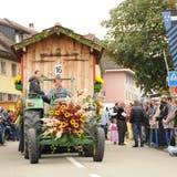 Auf diese Bilder muss man in Döttingen auch in diesem Jahr verzichten. Das Winzerfest wird wegen den schwierigen Corona-Rahmenbedingungen um ein weiteres Jahr verschoben. (Philipp Zimmermann)