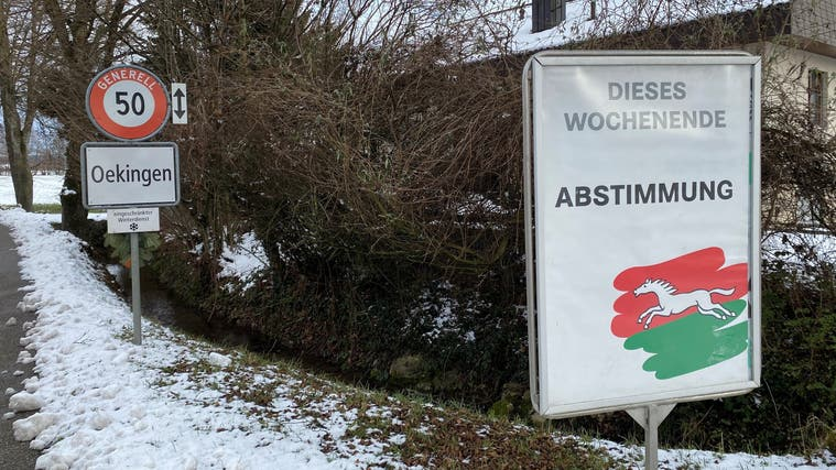 Die Abstimmung zur Fusion von Bürger- und Einwohnergemeinde vom letzten Januar ist rechtens. (Rahel Meier)
