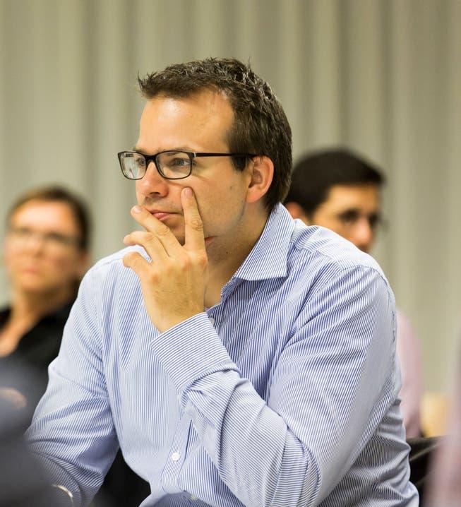 «Ohne Planung die Pandemie weiter laufen zu lassen, wäre blauäugig», findet Philippe Kühni, GLP-Präsident.