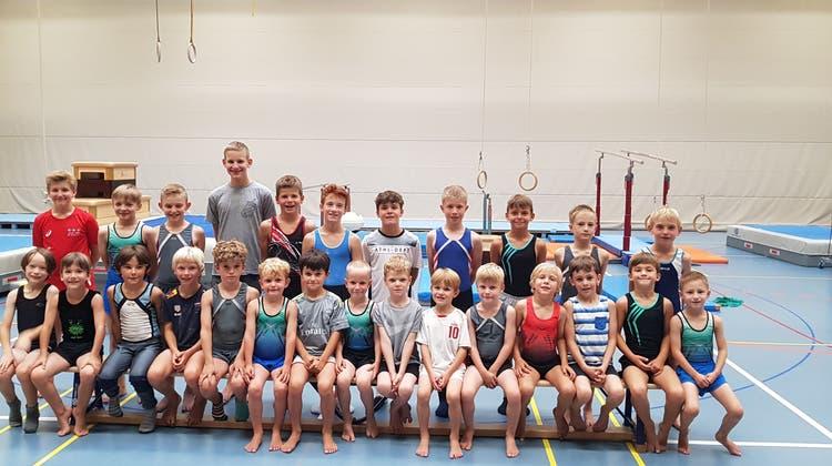 Trainingswoche Geräte- und Kunstturnen TSV Rohrdorf