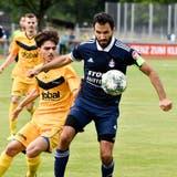 Für Sirnach (in Gelb) undUzwilII geht es am Wochenende wie für viele andere regionale Teams wieder um Punkte. (Bild: Donato Caspari (Henau, 26. Juni 2021))