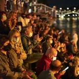 Im vergangenen Jahr musste das Publikum des«Floss» eine Maske tragen. (Roland Schmid)