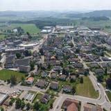 Der kommunale Richtplan soll unter anderem auch das künftige Wachstum der Gemeinde Eschlikon regeln. (Bild: Olaf Kühne)