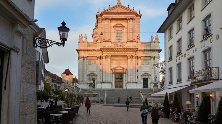 Solothurn ist bei Touristen aus der Westschweiz sehr beliebt. (zvg)