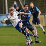 Cyrill Sondereggerund der FC Lommiswil waren in der vergangenen Saison nicht zu bremsen. (Hans Peter Schläfli)