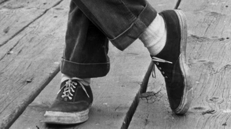 Der Schuh der Stunde: Penny Loafer gelten als leicht und bequem. Modell Weejuns Penny Earth von G.H. Bass, zirka 200 Fr., ghbass-eu.com (Bild: zvg)