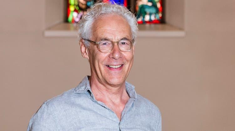Stefan Blumer geht Ende September in Pension. (Alex Spichale / AAR)